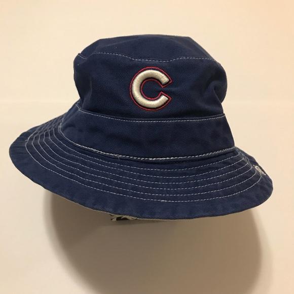 8102c3360 twins enterprise Accessories   Chicago Cubs Bucket Hat   Poshmark